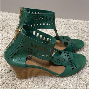 Diba platform shoes stitch fix